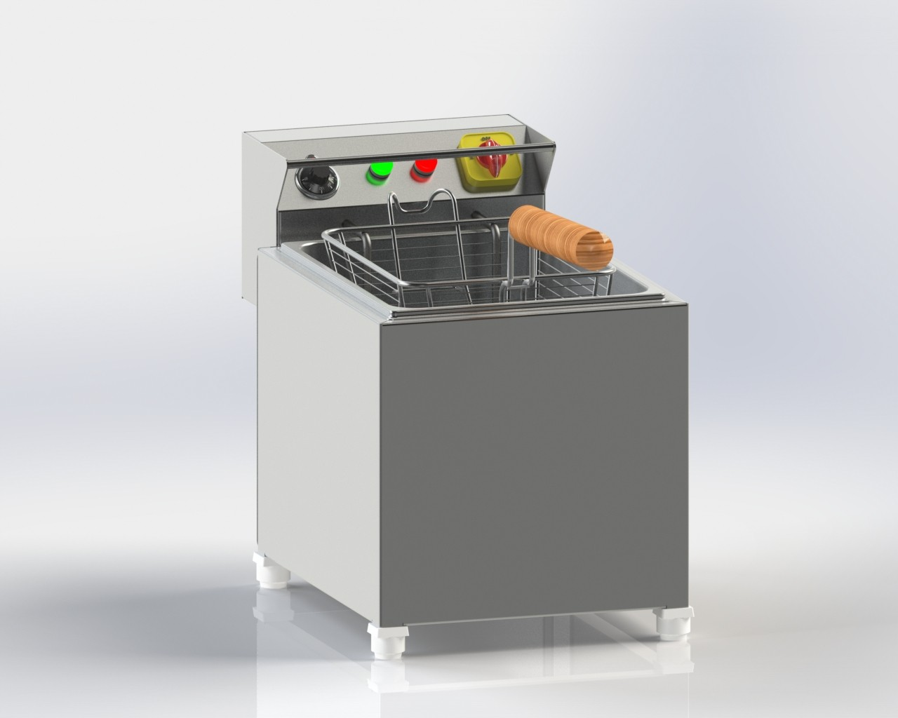 Table Top Deep Fat Fryer