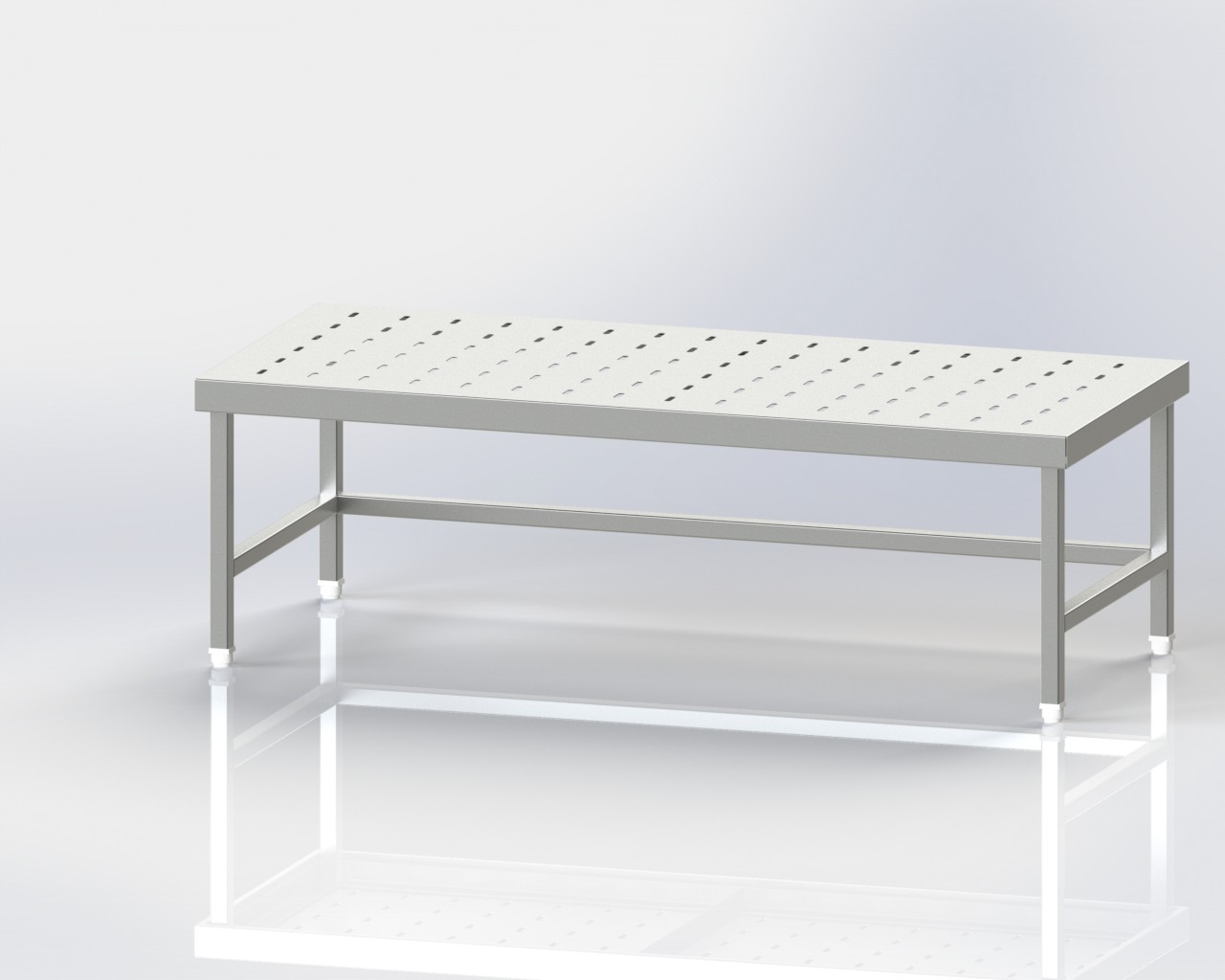 Dunnage Rack/ Perforated