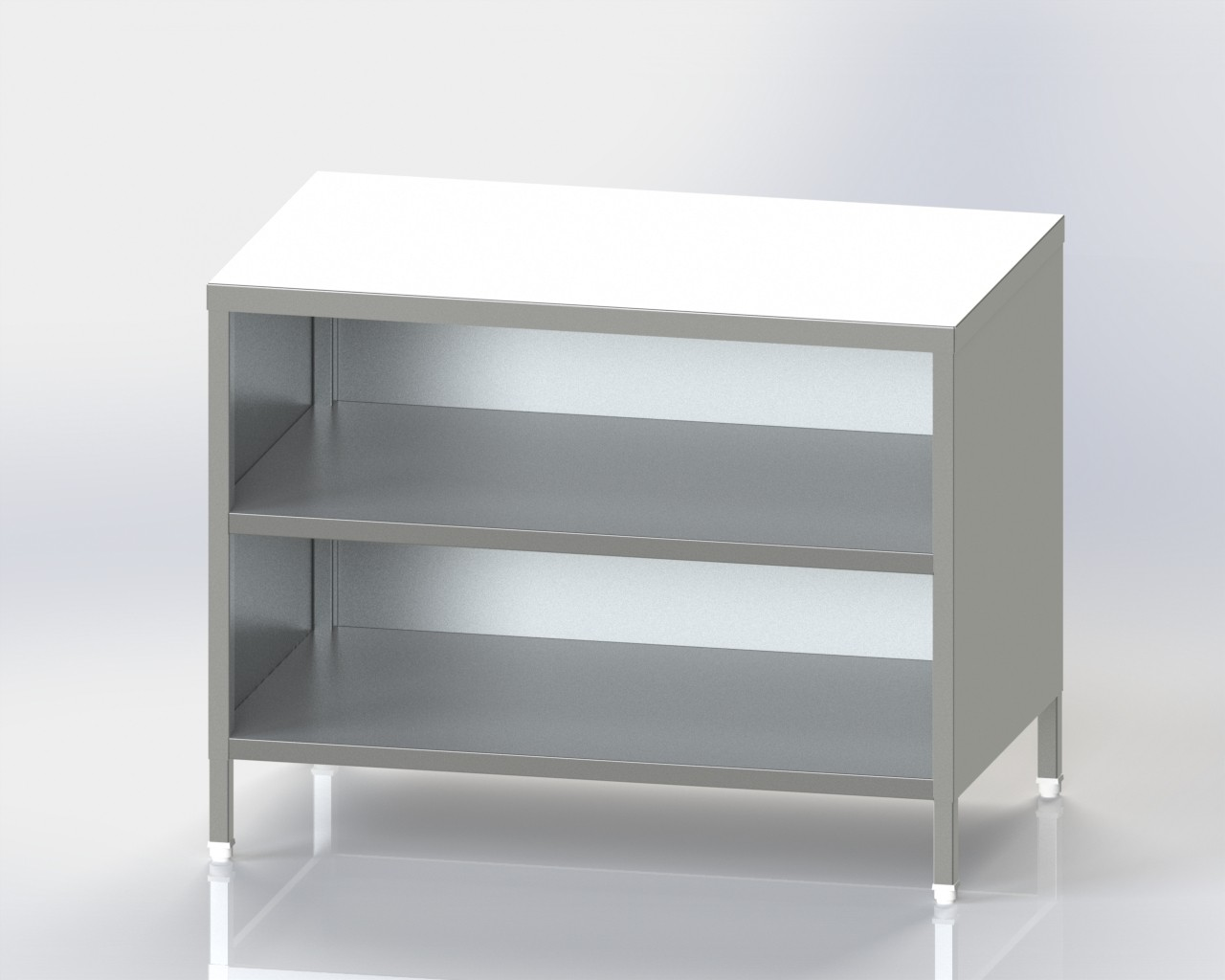 Thali Counter with 2u-s