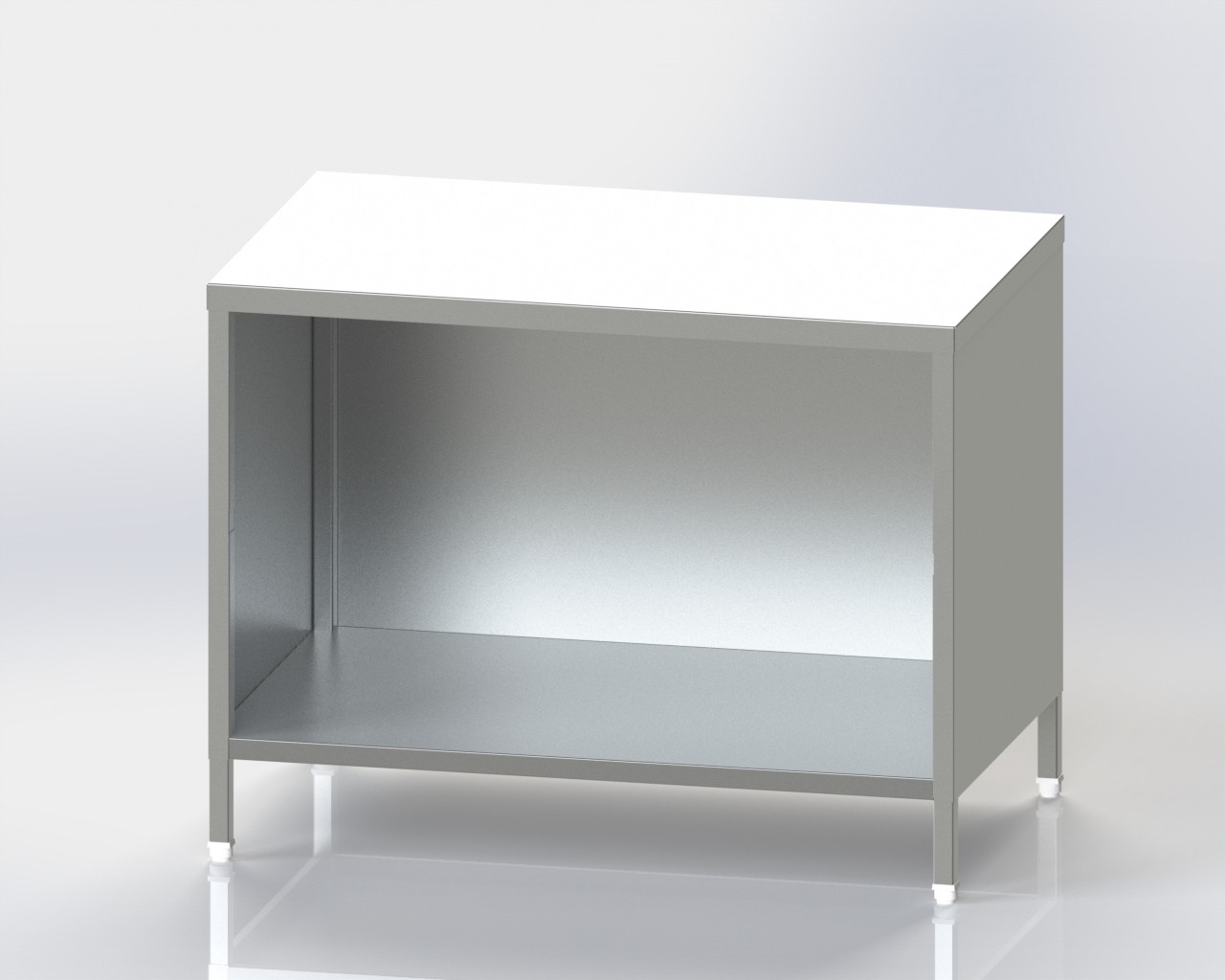 Thali Counter with u-s