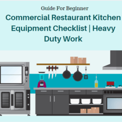 Commercial restaurant kitchen equipment heavy duty